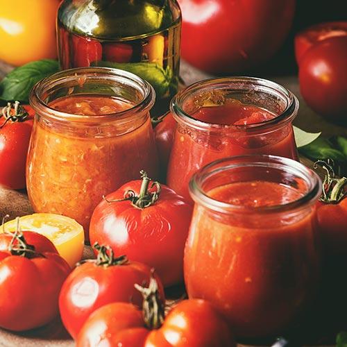 Salse e conserve Legumi Azienda Agricola Biologica Bio & Sisto